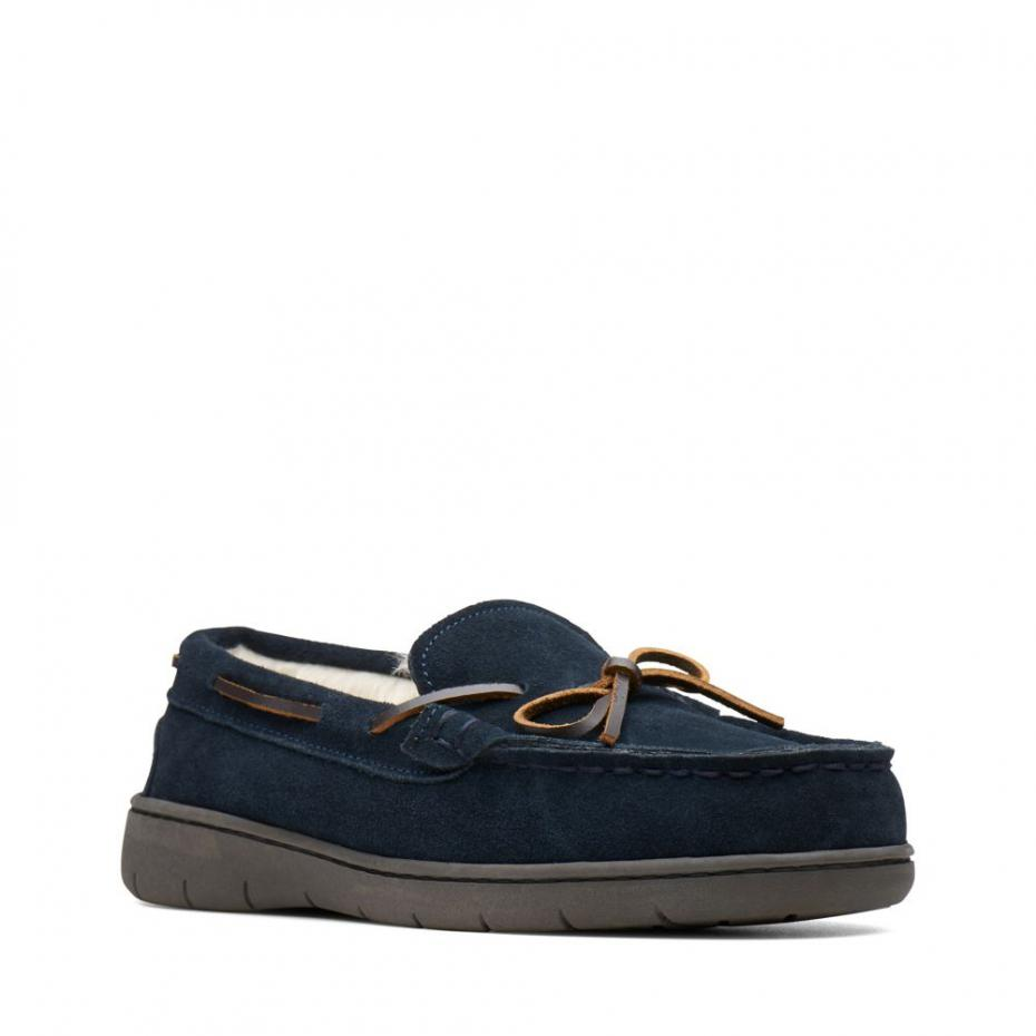 clarks outlet mens slippers
